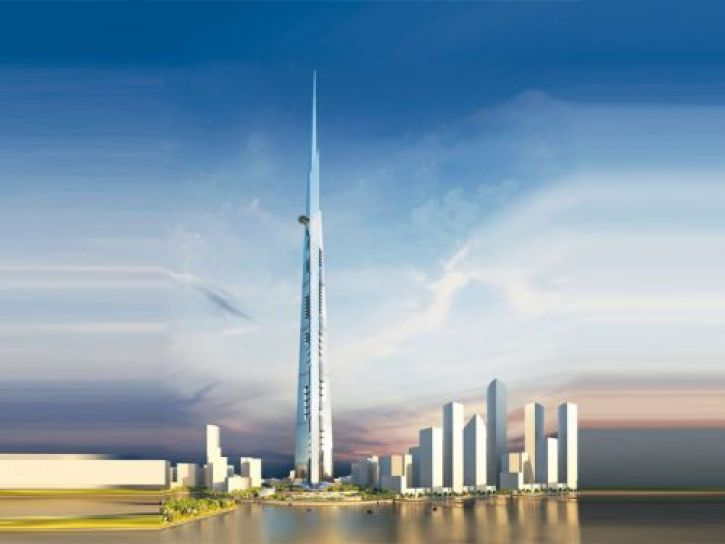 Jeddah Tower 1007 m